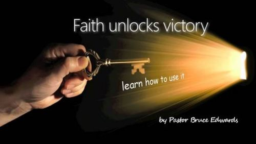Faith Unlocks Victory