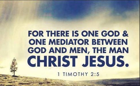 1 Timothy 2_5