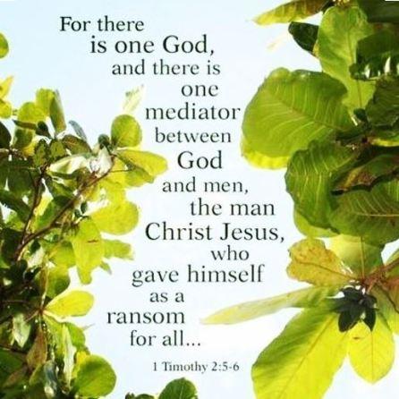 1 Timothy 2_5-6