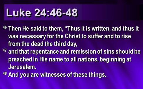 Luke 24_46-48