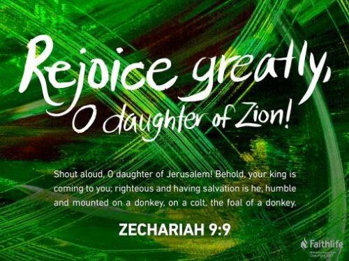 Zech. 9_9