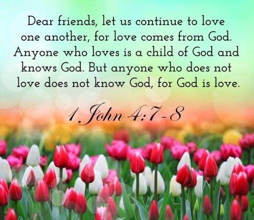 1 John 4_7-8