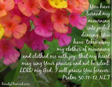 psalm 30_11-12