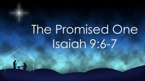 Isaiah 9_6-7