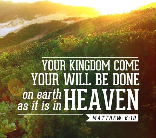 Matthew 6_10