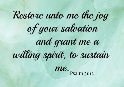 Psalm 51_12