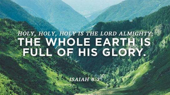 Isaiah 6_3